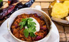 Southern Vegetarian Chili