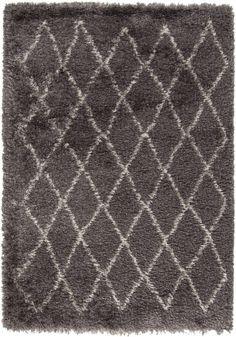 Surya Rhapsody RHA1023 Grey/Neutral Shag Area Rug