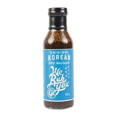 Original Korean BBQ Marinade 432g