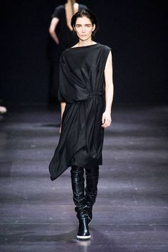 Ann Demeulemeester Fall 2014 Ready-To-Wear