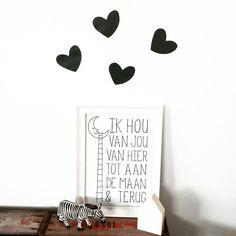 Muurstickers / Posters  www.liefderijklievedingen.nl