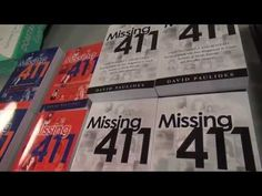 Missing 411 David Paulides | Conspiracy Culture 2016