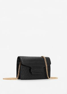 Chain bag -  Woman | MANGO Iceland