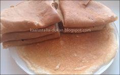 Kaalust alla: Suured pannkoogid #2