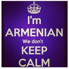 Armenian!