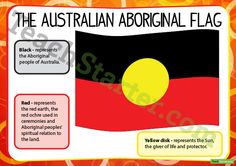 Australian and Aboriginal Flag Collage Art Activity Teaching Resource Aboriginal Art For Kids, Aboriginal Flag, Aboriginal Education, Indigenous Education, Aboriginal People, Aboriginal Culture, Indigenous Art, Naidoc Week Activities, Art Activities
