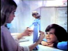 Mego Toys 1977 Farrah Fawcett Doll TV Commercial