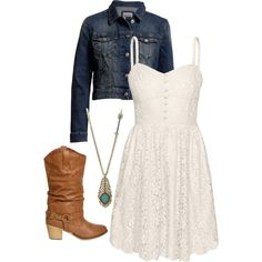 A fashion look from May 2012 featuring Talula dresses, Wet Seal boots and Wildfox necklaces. Browse and shop related looks.