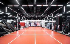 Interior Design: Virgin Active Fitness in Bangkok