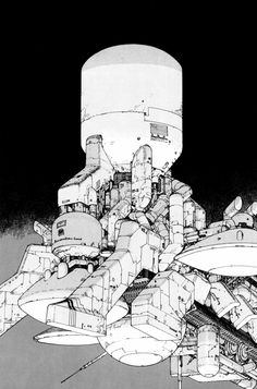 Katsuhiro Otomo ( born April is a Japanese manga artist, screenwriter and film director. He is best known as the creator of the manga Akira . Cyberpunk, Environment Concept Art, Environment Design, Comic Sketch, Storyboard, Katsuhiro Otomo, Ligne Claire, Manga Artist, Environmental Art