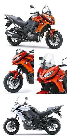 Kawasaki Versys 1000 - 2015 - 120ch - 250kg full