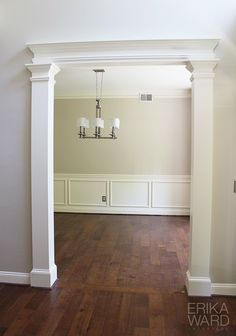 Interior Moulding Updates