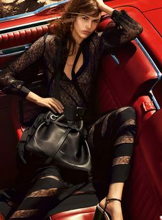 Vanessa Moody by Mario Testino for Michael Kors Spring Summer 2016 2