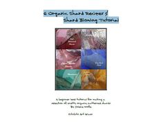Organic Shard Recipes and Blowing pdf lampwork by FritNChips, £10.00