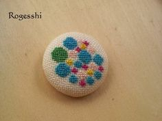 Rogesshiの画像 Pincushions, Embroidery, Needlepoint, Crewel Embroidery, Embroidery Stitches