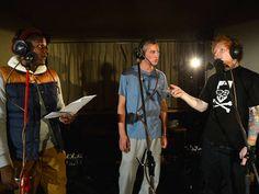 Lab, Devlin & Ed Sheeran #MeanestMan https://soundcloud.com/labrinth/sets/atomic-ep