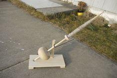 DIY Kick Spindle