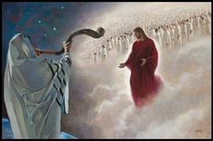 Yom Teruah Shofar Blast (Day of Trumpets / Day of the Mighty Shout) God Jesus, Jesus Christ, Savior, Braut Christi, Yom Teruah, Feasts Of The Lord, Jesus Return, Bride Of Christ, Jesus Is Coming