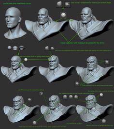 ArtStation - Thanos-FanArt !! Quick sculpt [5 hours]., Vijay Pratap Singh