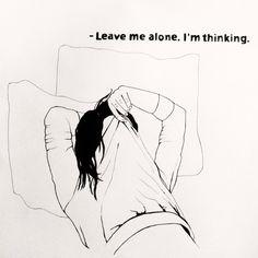 Leave me alone. Lisen Haglund   http://instagram.com/nattskiftet…