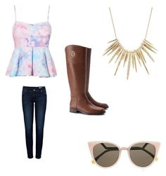 """""""Untitled #1"""" by juliabreena ❤ liked on Polyvore"""