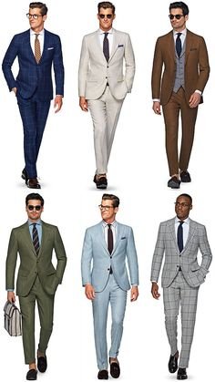 Suitsupply Suits