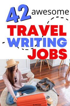 Check out these travel writing jobs so you can write about travel. With your travel writing tips you can get paid to write articles on line about travel! Online Writing Jobs, Freelance Writing Jobs, Easy Online Jobs, Career Ideas, Business Motivational Quotes, Creative Jobs, Writing About Yourself, Motivation Goals, Business Inspiration