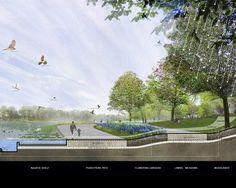 Landscape Architecture | ... Gardens / Rogers Marvel Architects + PWP Landscape Architecture