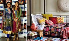 Fashion meets room (an Indian take)   First Sense