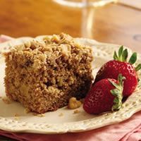 Cardamom-Crumb Coffee Cake Recipe