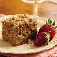 Cardamom-Crumb Coffee Cake Recipe