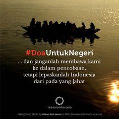 Doa Untuk Negeri. #Indonesia #Perdamaian #BapaKami