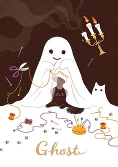Ghost shino's illustration works