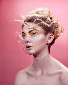 Kelly Capuano @ Freedom Models by Benjo ArwasBeauty by Nicole Chew @ Art Department