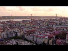 Miradouro da Senhora do Monte   Sunset in Lisbon   Lisboa