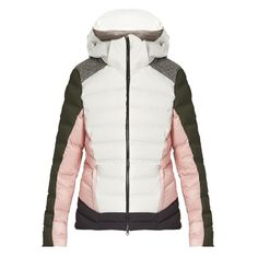 Capranea Linkin hooded down-filled ski jacket ( 1 6ab276c8a