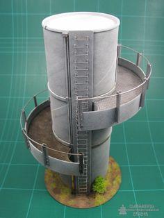 Modern, Tower