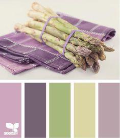 31 Ideas Bath Room Paint Purple Design Seeds For 2019 Lavender Color Scheme, Colour Pallette, Color Palate, Colour Schemes, Color Patterns, Color Combos, Lavender Green, Green Palette, Pastel Palette