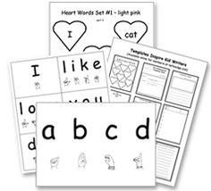 Great website with tons of free downloads, articles and great ideas about how kindergarten teachers can address the common core standards in their classrooms.
