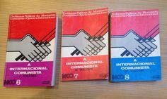 A Internacional Comunista / [A. Sobolev...et al. ; preparado pelo Instituto do Marxismo-Leninismo anexo ao CC do PCUS]