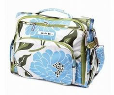 Giveaway: Ju-Ju-Be diaper bags for chic moms
