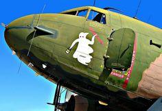 AC-47 Gunship- Vietnam. #VietnamWarMemories