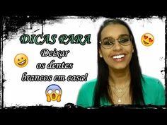 DENTES BRANCOS E SAUDÁVEIS EM CASA   Pam Rocha