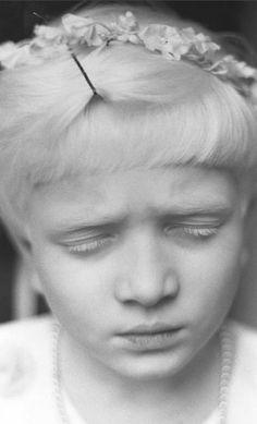 Photographer/artist Isabella Quist: albino dreams