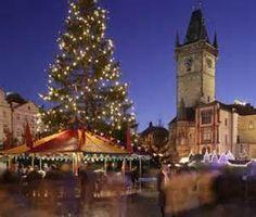 Christmas market Old Town Square Prague - Bing Images