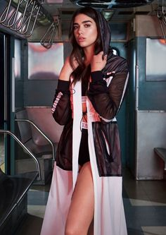 Singer Dua Lipa returns as the face of Patrizia Pepe's spring-summer 2018 campaign. The Italian fashion brand sets its latest advertisements on a New York City subway. Captured by Sharif Hamza… Patrizia Pepe, Famous Celebrities, Celebs, Female Celebrities, Dua Lipa Concert, Embellished Heels, Cropped Blazer, Sheer Dress, Dress Skirt
