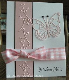 Our Little Inspirations: Perfect Sentiments Blog Hop Cards