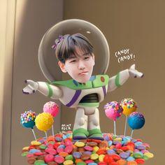 Baekhyun, Exo Kai, Exo Memes, Celebrity Dads, Celebrity Style, Kpop, To Infinity And Beyond, Orlando Bloom, Chanbaek