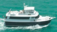 1985 Hatteras 72 Motor Yacht Motor Yacht for sale Jet Ski, Hatteras Yachts, Power Boats For Sale, Yacht For Sale, Pontoon Boat, Cool Cars, Sailing, United States, Motor Yachts