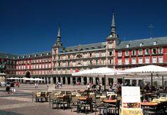 Madrid Walking Tour 1